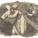 Christ-bearing-His-cross